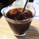 アネア カフェ - アイスコーヒー