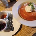 アネア カフェ - パンケーキ