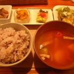 カシュ カシュ - スープランチ850円