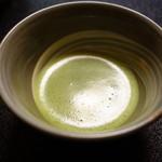 美山荘 - 抹茶