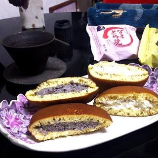 榮太楼 - 料理写真:なまどら焼