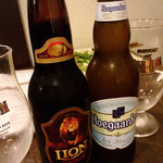 ダイニング イオリ - スリランカのビールもありました