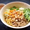 闘牛脂 - 料理写真:まぜそば醤油850円