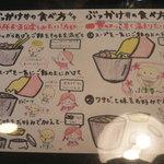 とりまる - How to eat