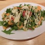 菜園バル CHIBI-CLO - 武蔵野野菜のコブサラダ