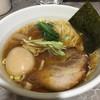 製麺rabo - 料理写真:あっさり鶏出汁の中華そば、味玉付き