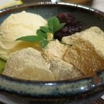 コカルド - 抹茶プリンわらび餅