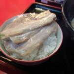麺処 次男房 - on the rice!