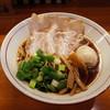 醤油と貝と麺 そして人と夢 - 料理写真:中華そば 680円