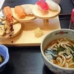 むかい - 寿司定食900円