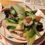 花円茶厨房 - 料理写真:おこげ