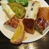 サンドッグイン神戸屋 - 料理写真:ガーリックトースト、ジェノベーゼトースト、クイニーアマン、チョコパイ、たっぷり青森りんご等