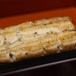 大森 野田岩 - 料理写真:松定食:白焼き