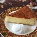 北浜レトロ - 特濃チーズケーキ