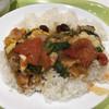 インド式カレー 夢民 - 料理写真:ポパイカレー ベーコントッピング