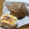 卵や - 料理写真:シュークリーム¥190 半熟チーズケーキ¥160