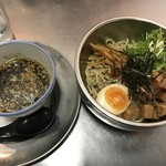 ZUND-BAR - 【2016.11.18】つけ麺 甘露¥890