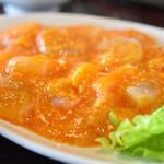 中国料理 舞華 - エビチリ定食