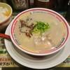 九州じゃんがららあめん - 料理写真:ぼんしゃん 730円 + ごはん 130円