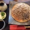 はなや 北川 - 料理写真:ざるそば大盛(1000円)