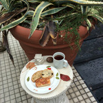 59074060 - 豊中の家だから、簡単な朝食
