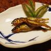 鳥新 - 料理写真:子持ち鮎の佃煮