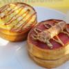 つるやパン - 料理写真:ホットドッグ&たまごトースト