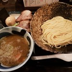 三ツ矢堂製麺 - 【2016/11】マル得つけめん並(1020円)