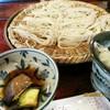 楠川 - 料理写真:ざる蕎麦