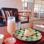 福日和カフェ -