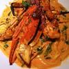 トラノモンパスタ - 料理写真:渡り蟹のプレミアム・トマトクリームパスタ!1800yen