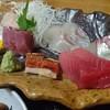 一栄 - 料理写真:お造り定食のお造り