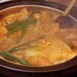 赤から - コース料理A 赤から鍋 辛さ5  辛くて辛い
