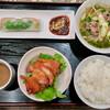 ベトナム料理専門店 サイゴン キムタン - 料理写真:201611 ランチのキムタンめしDセット(890円)