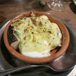 いざかや ほしぐみ - はんぺんの生海苔チーズ焼き 680円