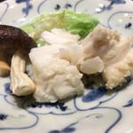 う越貞 - 弐のクエ鍋