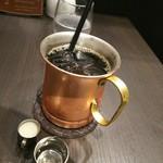 銀座珈琲店 - アイスコーヒー