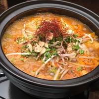 冬季限定!人気の琉球鍋