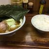 湘南ねぎ家 - 料理写真:熟成醤油¥600+のり¥100+中ライス¥150