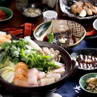 ■冬の味覚、あんこう鍋