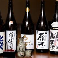 ■リーズナブルに日本酒を楽しむ