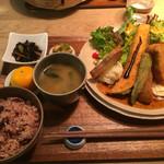 59113816 - 20品目野菜ランチ