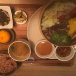 59113818 - 蒸し野菜ランチ