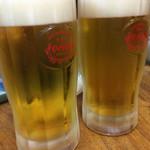 59118385 - やっぱりオリオンビールで乾杯!