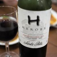いなかむら - コスパ最高!値段も安く味も良い赤ワインです。