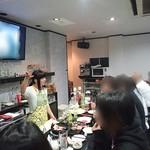 宅飲み酒場 アヤノヤ - 店内