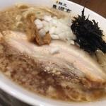 麺工 豊潤亭 - DAY-1 中華そば(背脂は「通常」)