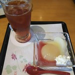 59134966 - 【料理】くずデザートセット