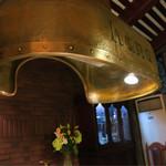 ステーキハウス華 - 銅のフード