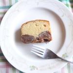 仏蘭西焼菓子調進所 足立音衛門 - 天使の栗のケーキ